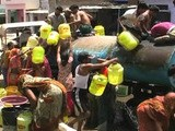 Water Crisis In Uttar Pradesh, India