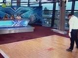 X Factor Audition - Alan Michael Jackson Penfold