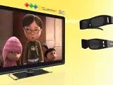DSMA SHARP Aquos Quatron 3D