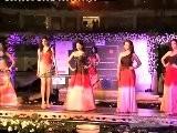 Zeenat Aman Walks The Ramp - Bollywood News