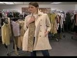 60 Second Style: Trench Coat Challenge