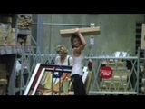 AnnaLynne McCord From 90210 And Sister Rachael Go On A Shopping Spree At Ikea