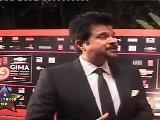 Anil Kapoor At Global Indian Music Awards GIMA