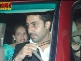 Abhishek IGNORED By Ash!!