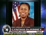 Alex Jones Cynthia McKinney En Libye