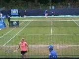 Bethanie Mattek Vs Maria Sharapova 0-6 0-1