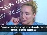 Bethanie Mattek-Sands En Demi-finale - Open GDF SUEZ