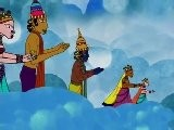 Birth Of Krishna - Karadi Tales - Hindi - Part 2 - Kids Animation Stories