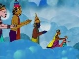 Birth Of Krishna - Karadi Tales - English - Part 2 - Kids Animation Stories