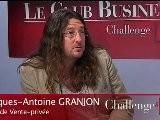 Club Business : Jacques-Antoine Granjon Vente-privé E.com