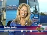 Denise Austin & Walking 8:50