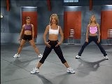 Denise Austin Get Fit Fast - Lower Body Part 2