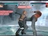Dead Or Alive Dimensions - Japanese Hitomi Vs. Ein Gameplay