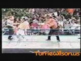 Filthy Animals Attack Torrie Wilson & Shane Douglas 20.9.00