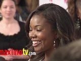 GABRIELLE UNION Interview At Braxton Family Values New TV Series Premiere