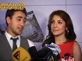 Imran Khan & Anushka Sharma @ Topgear Launch