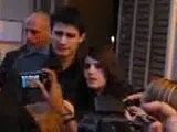 James Lafferty Hotel Paris 23 Avril