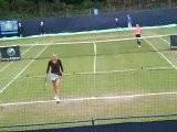 Maria Sharapova Vs Bethanie Mattek 6-0 5-3