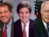 Porkers Of The Month For January 2011: Sens. Sherrod Brown D-Ohio , Patrick Leahy D-Vt. , And John Kerry D-Mass.!