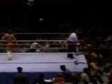 Randy Savage Vs Tito Santana-Bruno Sammartino Guest Ref