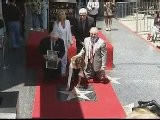 Shania Twain Gets Hollywood Star