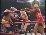 Torrie Wilson & Shane Douglas Vs. Tygress & Konnan