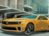 Transformers 3 Teased, Eminem Sues Audi, Tesla Model S