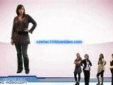 Video Internet Pré Sentatrice Socié Té Par Www.6kovideo.com