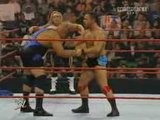 WWE Raw 7 28 08 Santino & Beth Vs D&#039 Lo Brown & Kelly