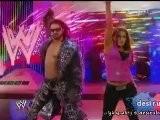 WWE Raw 3 21 11 John Morrison & Trish Stratus Vs Dolph Ziggler & LayCool & Vickie