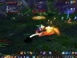 World Of Warcraft PvP - Level 70 Twink Fire Mage