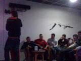 Ivan Y Makanaki En El Karaoke Del Blanco Y Negro
