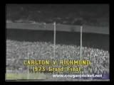 1973 VFL Grand Final: Richmond V Carlton