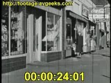 1950s Being A Good Consumer When Shopping For Food