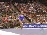 2006 US Nationals Women&#39 S All-Around Day 2 Alicia Sacramone