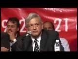 Discurso De AMLO Presidente Legítimo De México, 19 03 2009