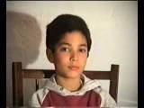 Ángel López Miñano Abarán Andres García Barba Entrevista, Biografia, Niño