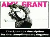 Amy Grant - Everywhere I Go - EXCLUSIVE RINGTONE!