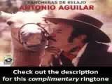 Antonio Aguilar - La Recien Casada - EXCLUSIVE RINGTONE!