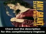 Amy Grant - I Will Remember You - EXCLUSIVE RINGTONE!