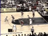 Allen Iverson Crosse Jordan