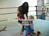 Afrika Mixed Wrestling Pro Style