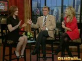 Alyssa Milano On Regis&Kelly