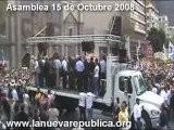 AMLO ASAMBLEA 15 Oct 2008