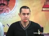 Actor Amir Khan Press Meet Clip 02