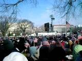 Aretha Franklin At Inauguration