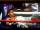 Amir Khan Knock Out 1st Round 06 09 08 Vs Breidis Prescott