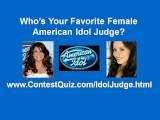 American Idol Vote, Paula Abdul , Kara Dioguardi, Adam Lambert