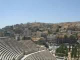 Amman Jordanie - Le Theatre Romain De La Ville Basse