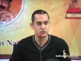 Actor Amir Khan Press Meet Clip 03